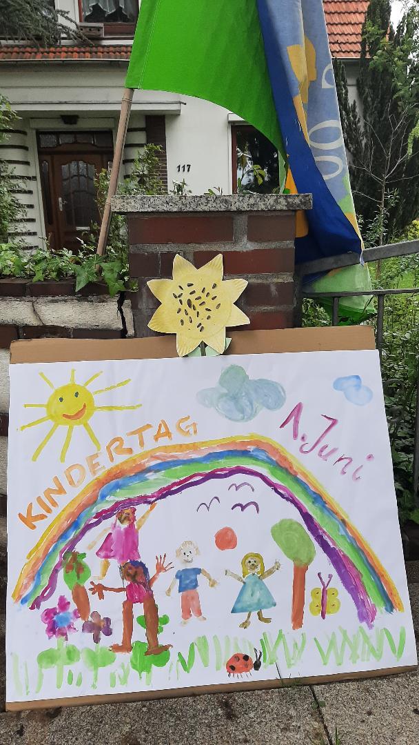 Basteltüten zum Kindertag am 1. Juni 2021